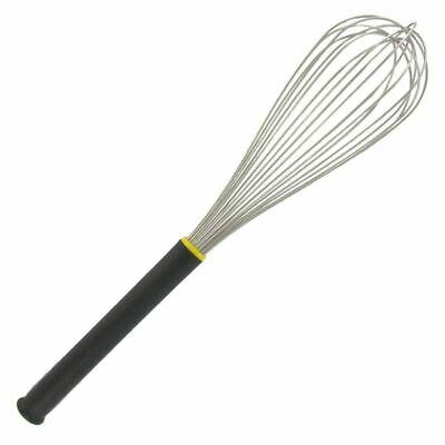 "Matfer Bourgeat 111026 17-3/4"" Piano Whisk With Exoglass Handle"
