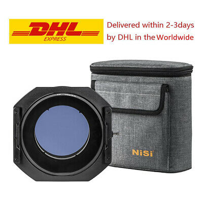 NiSi S5 Kit 150mm Filter Holder for Sigma 14 F1.8 DG with Enhanced Landscape CPL