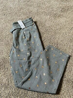 Girls River Island Trousers Age 12