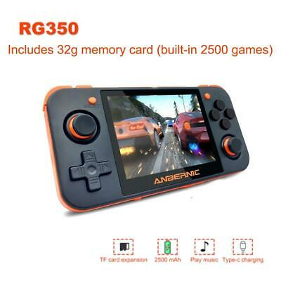 3.5'' ANBERNIC Rg 350 Retro Handheld Game System IPS Video Games