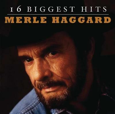 Merle Haggard - 16 Biggest Hits [New & Sealed] CD