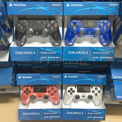 PS4 Bluetooth4.0  DUALSHOCK 4 Wireless Controller  for SO NY PlayStation Gamepad