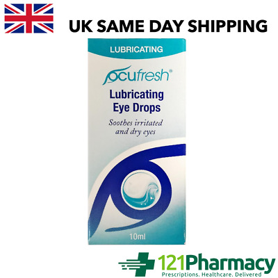 Hypromellose 0.3% Dry Eyes Drops - 10ml 1-12 Bottles  CHEAPEST ON EBAY  Soothing