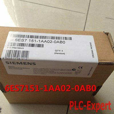 1PC NEW IN BOX Siemens 6ES7151-1AA02-0AB0 One year warranty *SHIP TODAY*