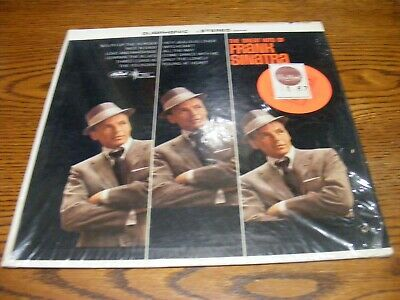 The Great Hits Of Frank Sinatra Lp