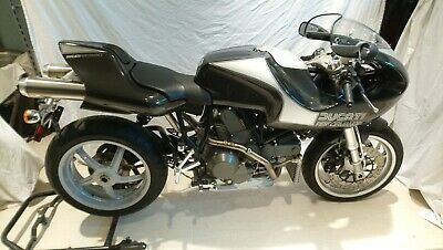 DUCATI MH900E ORIGINAL & AUTHENTIC FACTORY PROTOTYPE FRAME No.1