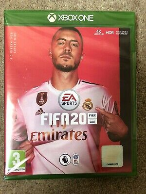 FIFA 20 (Xbox One) NEW AND SEALED - IN STOCK - QUICK DISPATCH