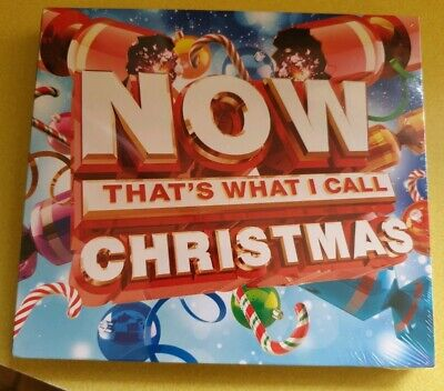 Brand New & Sealed - Now Christmas - That's What I Call Music - 3 Disc