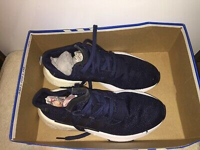 Adidas POD S3.1 Boost Sneakers For Men Navy Blue B37362