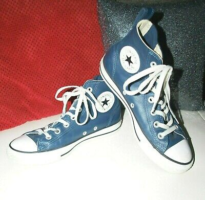 Details about New all Star Converse Chucks Hi Trainers Blue 549645c UK5 Gr.37, 5 Top