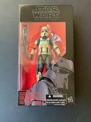 Star Wars The  Black Series Scariff Stromtrooper