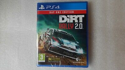 Dirt Rally 2.0 PS4 Day One Edition for Sony PlayStation 4, Dirt Rally 2.0 PS4