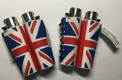 CLIPPER LIGHTERS Original Size Gas Refillable Flint Lighter Solid GENUINE PRODUC