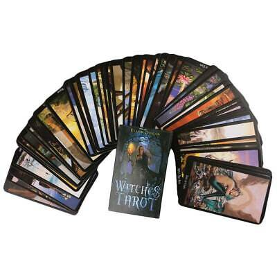 Waite Rider Tarot Deck Cards Witches Fate Future Telling Game Cards English Gift