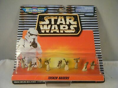 Star Wars Micro Machines TUSKEN RAIDERS Galoob 1996