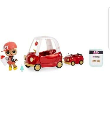 LOL Surprise Doll House Furniture Set SWAG COZY COUPE CAR 🚘