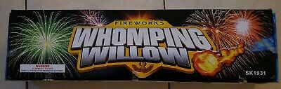 "Whomping Willows 3"" Rockets Firework Labels Only"