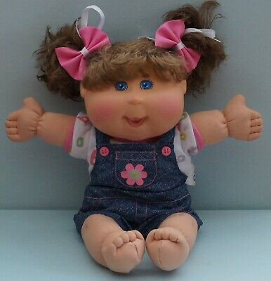 Cabbage Patch Kid - 2011- Sings Abc Song - New Bows