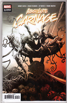 ABSOLUTE CARNAGE #1 Ryan Stegman Premiere 2/Store VARIANT Cover T 1st Print NM🔥