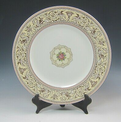 Wedgwood China FLORENTINE Dinner Plate EXCELLENT
