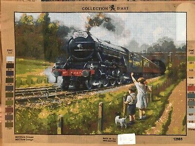 Tapestry - The Flying Scotsman
