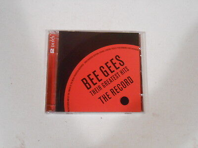 Bee Gees-Their Greatest Hits The Record-2 Cd Set + Bonus Tracks-2001-Australia