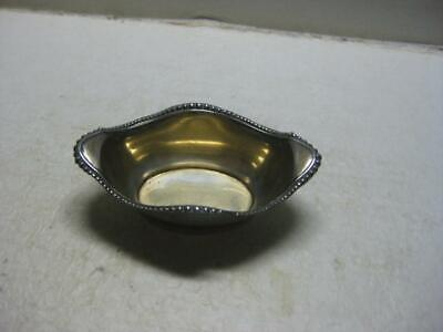 Gorham Antique Sterling Silver Nut Candy Dish