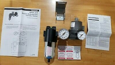 Pressure Reducing Valve for Dual Pressure Systems, w/ Sub-micron Filter Station
