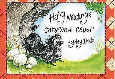 NEW - HAIRY MACLARY CATERWAUL CAPER book and CD