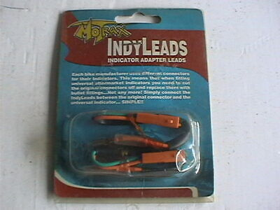 MOTRAX INDYLEADS INDICATOR ADAPTER LEADS ILH2 HONDA 04 / 05 > (2 Pack)