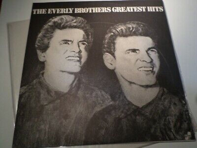 """The Everly Brothers Orig.dbl Vinyl Album""""Greatest Hits""""1974 On Barnaby Records"""