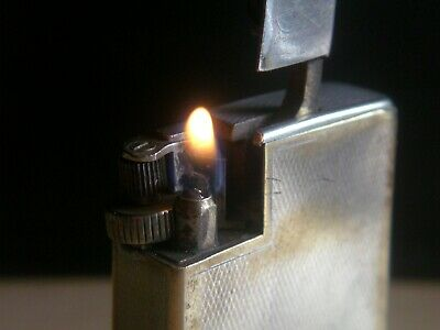 Dunhill Savory Handy Pocket Lighter Vintage anni '30