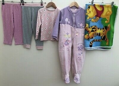 Girls Nightwear Bundle 2-3 John Lewis Cherokee Mothercare <D8279