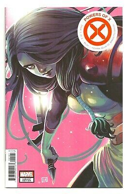 Marvel Comics X-Men POWERS OF X #1 Stephanie Hans 1:25 Variant Cover