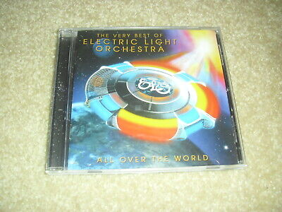 All Over the World: The Very Best of Electric Light Orchestra / CD!