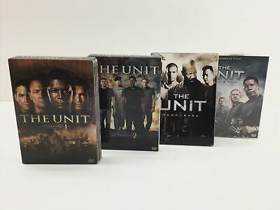 Coleccionismo Dvd The Unit Serie Completa 4 Temporadas 5180520