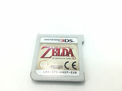 Juego 3Ds The Legend Of Zelda: Ocarina Of Time 3Ds 5182213