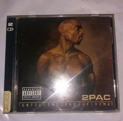 2Pac : Until the End of Time CD 2 discs (2001) ~ Preowned