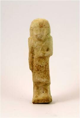 Egypt Third Intermediate Period 21/22nd Dynasty faience overseer shabti