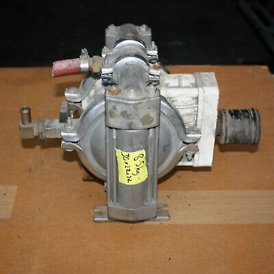 """Wilden M1 Pump air operated PNEUMATIC double diaphragm  1/2"""""""