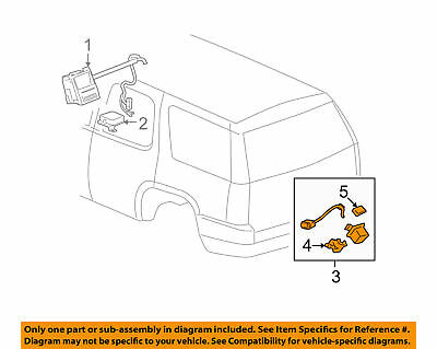 For 2007-2014 Chevrolet Tahoe Windshield Wiper Arm Park Ramp AC Delco 88119PD