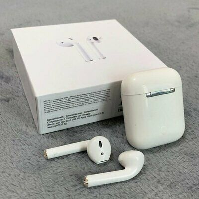 Wireless Bluetooth Headsets TWS Earbuds Headphones For Apple iPhone Air Pods 2nd