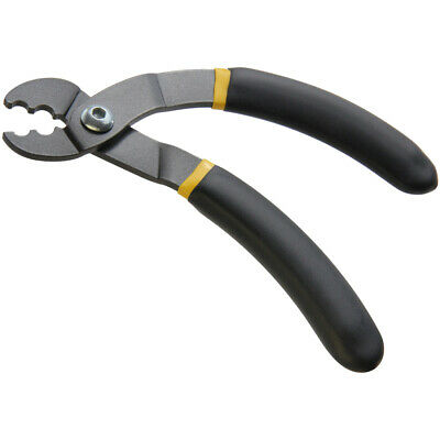 Made In USA Saunders Nok Pliers with Cusuoned Grip Coated Steel