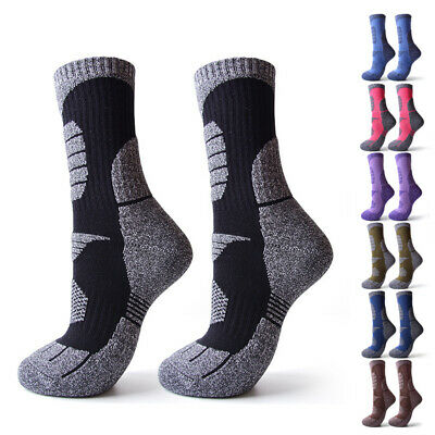 UK 6-11 Adults Lot Outdoor Walking Work Boot Socks Men/'s Merino Wool Socks