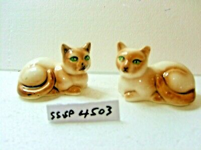 cats salt or pepper shakers