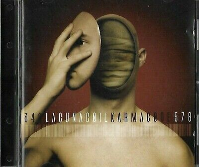 Lacuna Coil Karmacode Cd Album