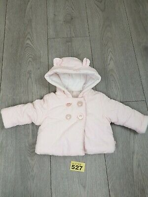 Baby Girls Pink Newborn Coat From Debenhams Junior J