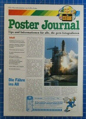 Poster Journal CEWE Color Hausinformation 1984 B22512