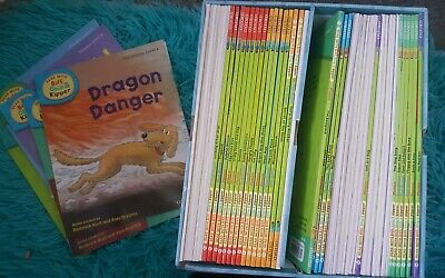 biff chip kipper the complete collection of phonics and reading books boxset