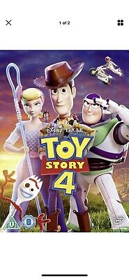 Toy Story 4 [DVD] RELEASED 21/10/2019